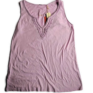 NWT Tommy Bahama Lavender Tank Top